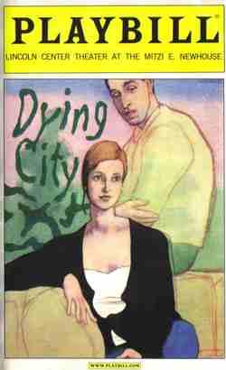 Dyingcityplaybill